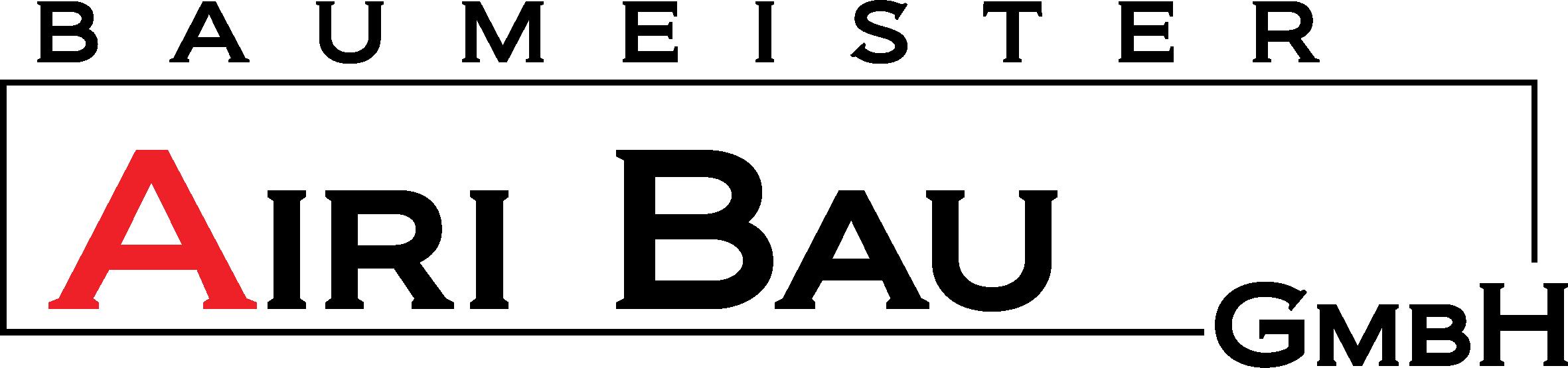 AIRI Bau GmbH - Bauunternehmen - Logo